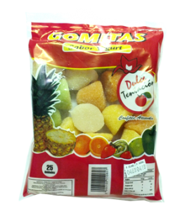 Gomitas Yogurt 25 Unidades